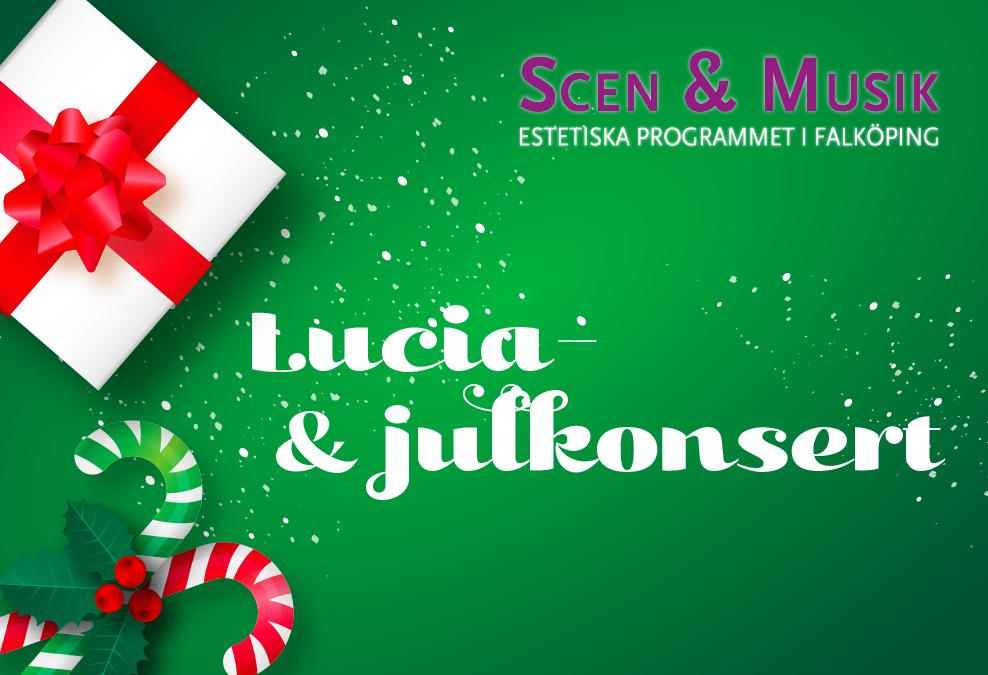 Lucia- & julkonsert