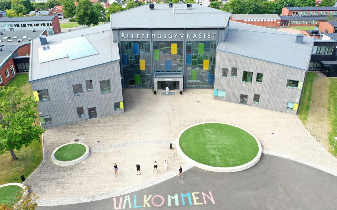 Ållebergsgymnasiet återgår till undervisning i skolans lokaler för samtliga elever!